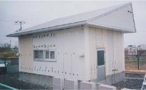 ALC外壁の劣化防止