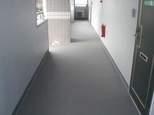 マンション廊下 長尺シート [神奈川県大和市]サムネイル