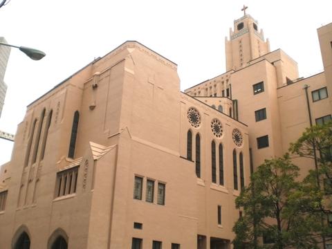 東京都選定歴史的建造物:聖路加病院 第2期サムネイル